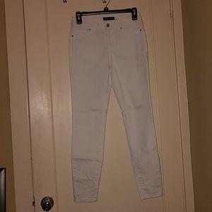 Pure white Blue Spice Jeans size 3